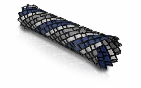 ViaBlue Gewebeschlauch BLUE medium | 6 - 17 mm