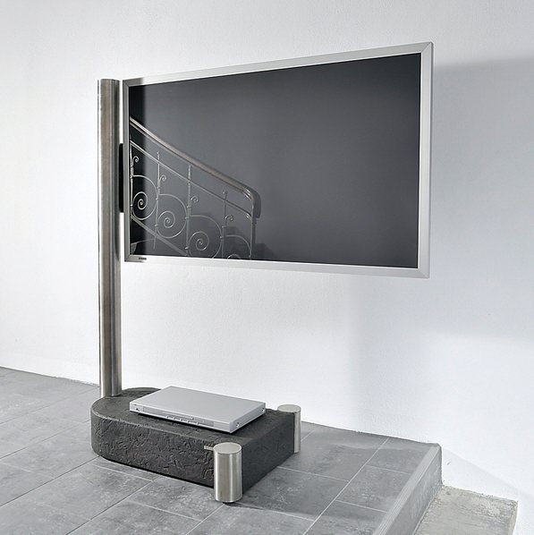 wissmann individual art110 tv halter wissmann raumobjekte tv m bel. Black Bedroom Furniture Sets. Home Design Ideas