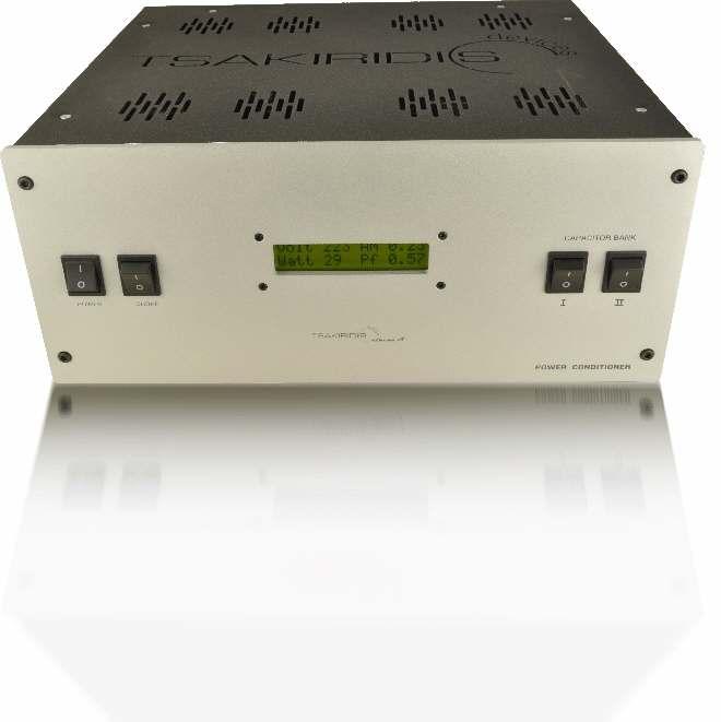 Super Athina Netzfilter - Tsakiridis Devices