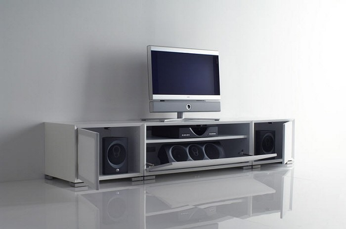 Clic modell 211 modulares hifi m bel - Tv mobel berlin ...