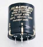 Mundorf Mlytic AG+ - Audio Grade Power Cap