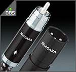 audioquest Niagara XLR Audiokabel