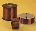 MCoil BL71 - Luftspule mit Backlackdraht 0,71 mm