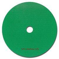 SID Modell 15 CD-Matte (grüne Matte)